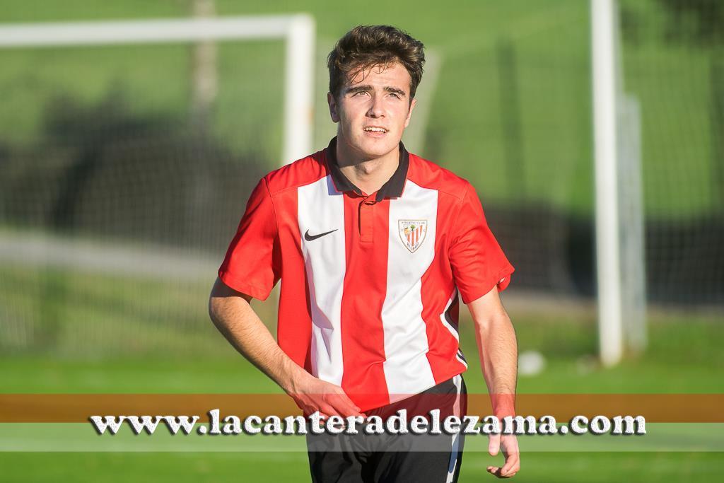 Beñat Andonegi (Juvenil Nac.: 16 goles) | Foto: Unai Zabaleta