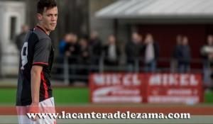 Rubén Azcona | Foto: Unai Zabaleta