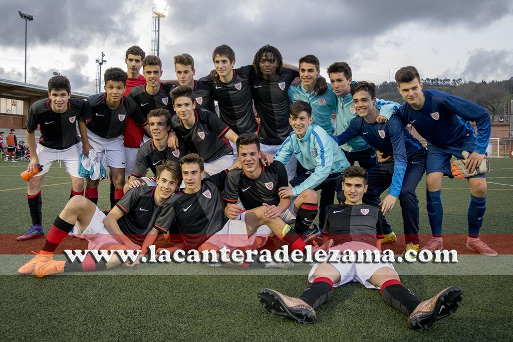 Athletic cadete A | Foto: Unai Zabaleta