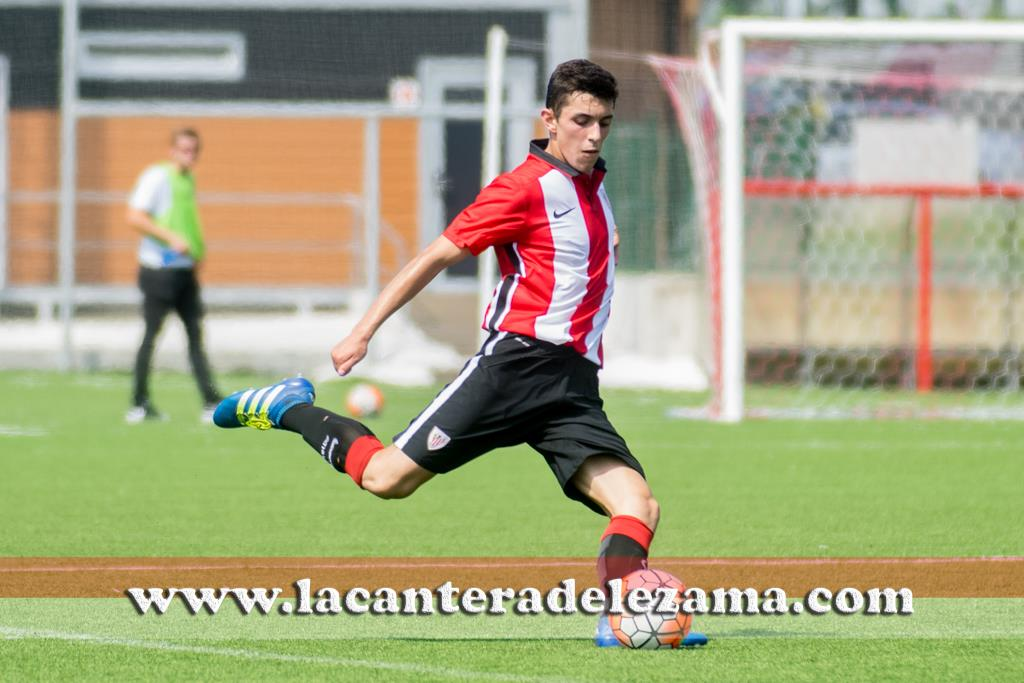 Aitor Paredes | Foto: Unai Zabaleta