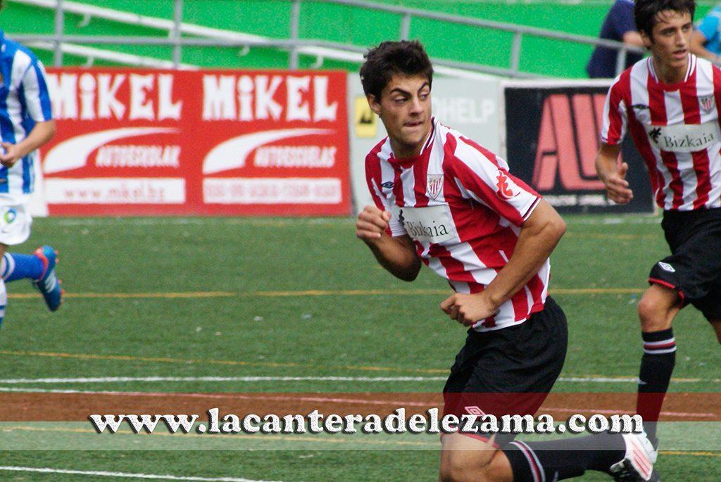 Villalibre en la temporada 2012/13 | Foto: Unai Zabaleta