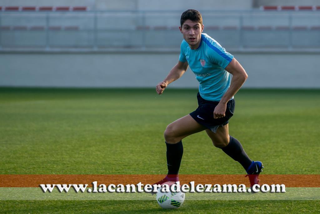 Unai Núñez con 2 goles máximo goleador rojiblanco | Foto: Unai Zabaleta