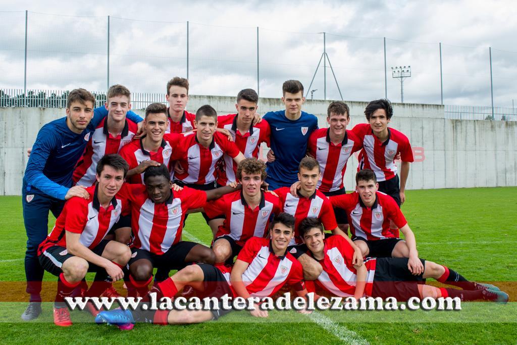 Campeones de liga | Foto: Unai Zabaleta