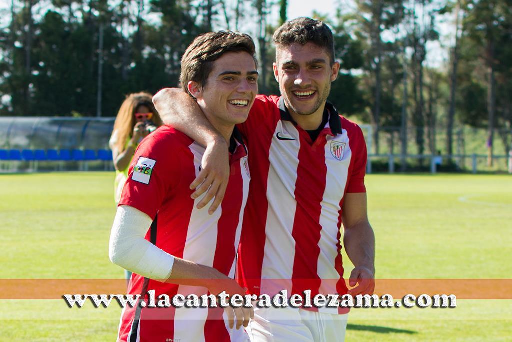 Iñigo Córdoba y Unai Núñez juntos | Foto: Unai Zabaleta