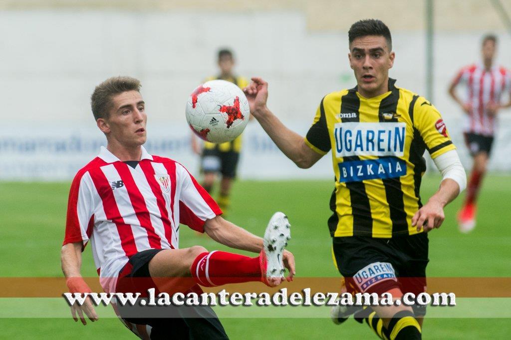 Iñigo Muñoz en pretemporada | Foto: Unai Zabaleta